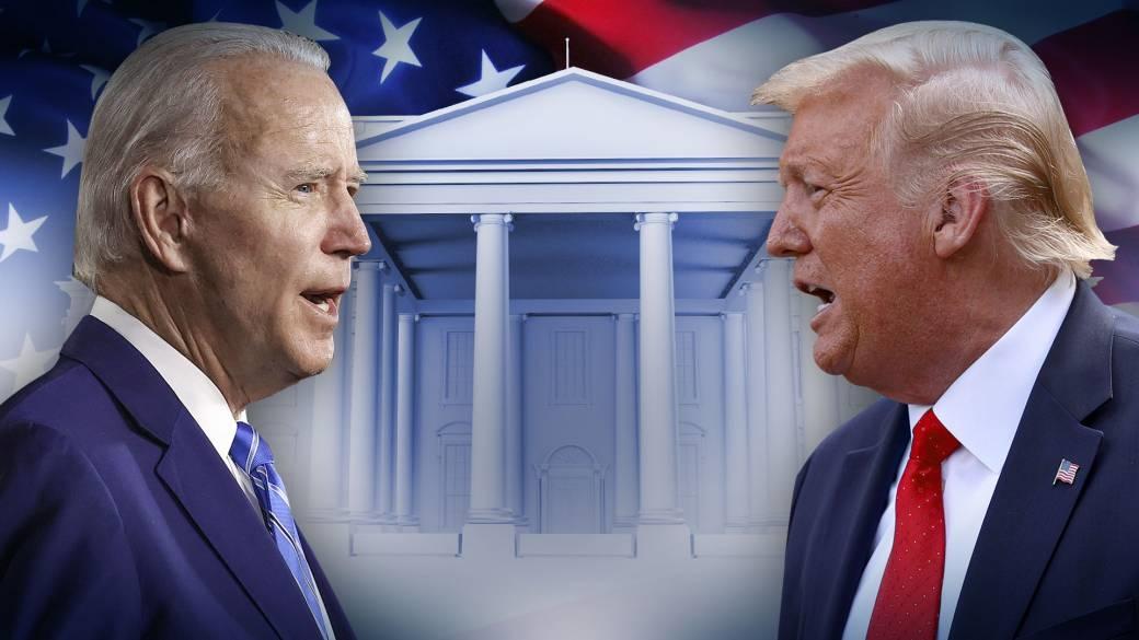 Silenciarán micrófonos de Trump y Biden en debate presidencial final.