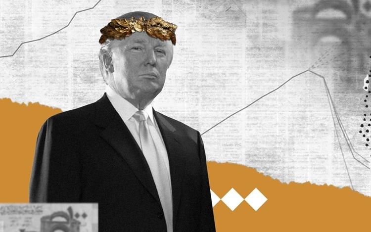 Estados Unidos es responsable del colapso del precio de la moneda en Líbano y Siria.