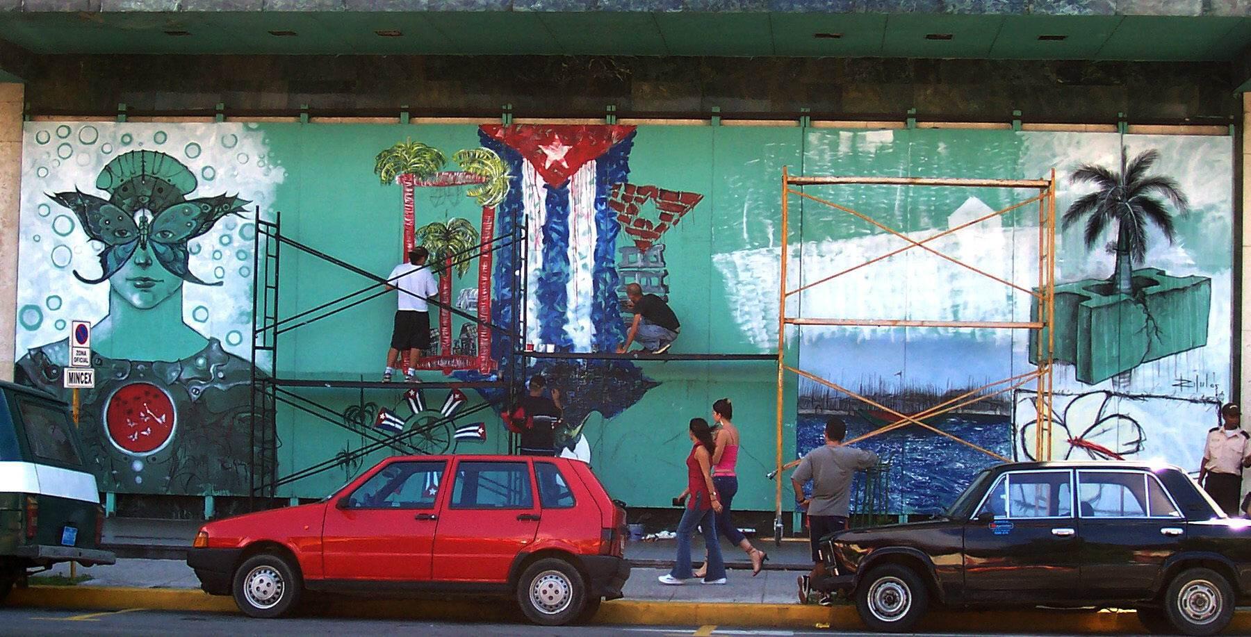 Cuba y el explosivo bloqueo