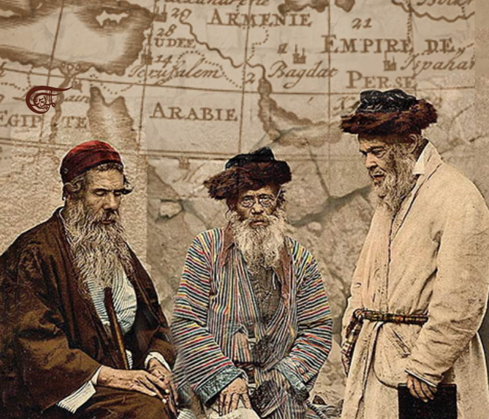 El judío indoeuropeo, askenazi, no es primo de ningún musulmán arabo-semita